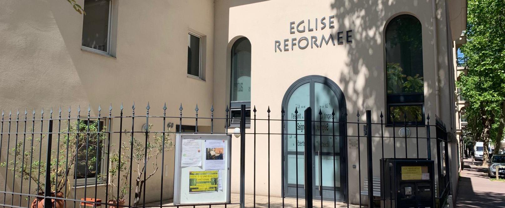 Eglise Protestante unie de Montrouge